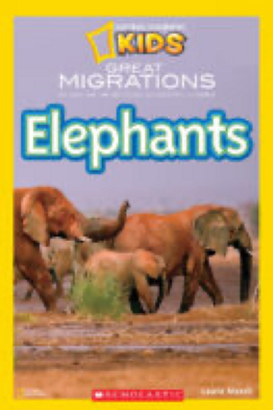 National Geographic: Great Migrations,  Elephants, Laura Marsh