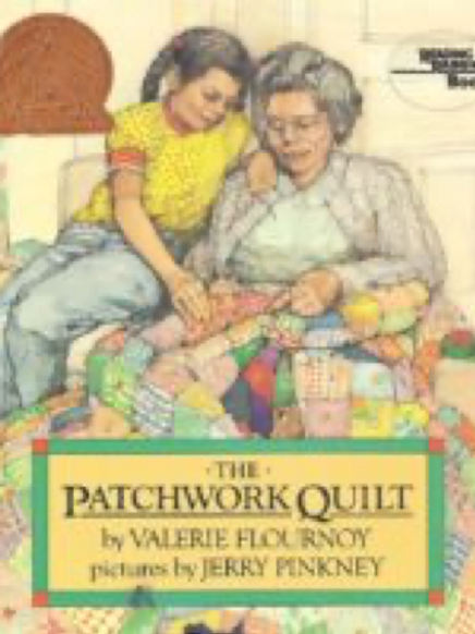 The Patchwork Quilt, Valerie Flournoy and Jerry Pinkney