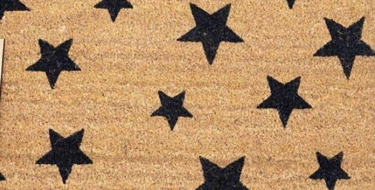 שטיח כניסה כוכבים קלאסי