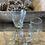 Thumbnail: רביעיית כוסות שתיה רחבות עם עיטור