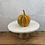 Thumbnail: צלחת לעוגה stone רגל מעץ