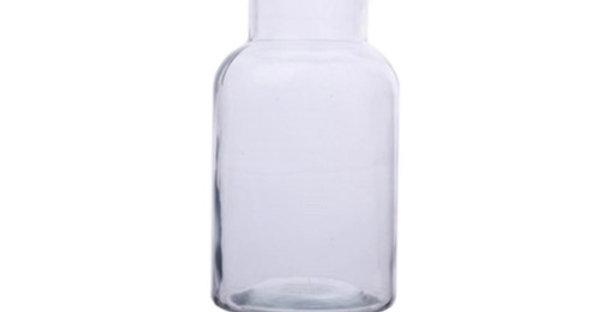 בקבוק שקוף