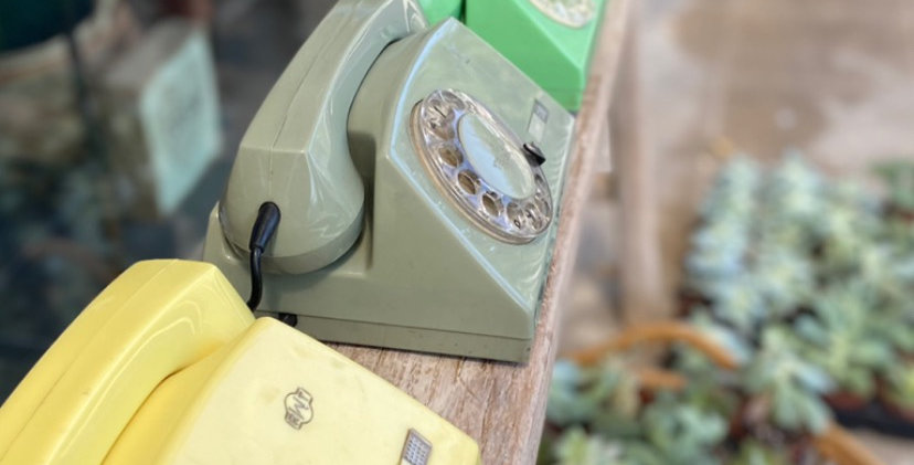 טלפון דיסקו וינטג׳