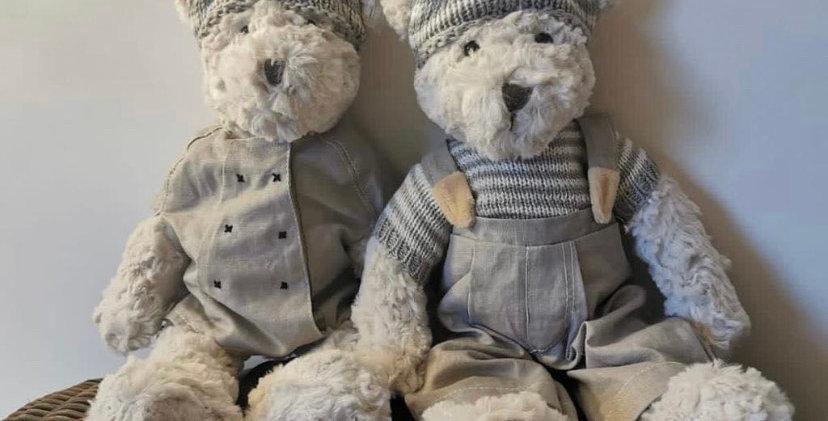 דובי כובע צמר