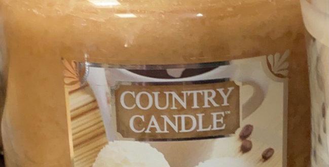 נר country candle בינוני