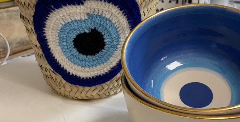 קערית מרוקאית עין