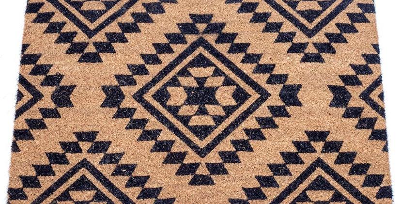 שטיח כניסה אתני