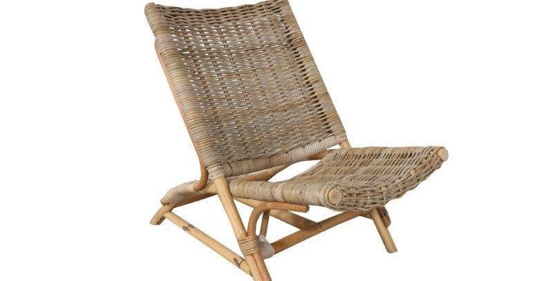 כיסא נח ראטן