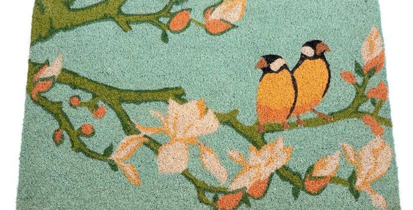 שטיח כניסה בסגנון יפני