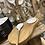 Thumbnail: פלטת עץ להגשה עם קערית לבנה