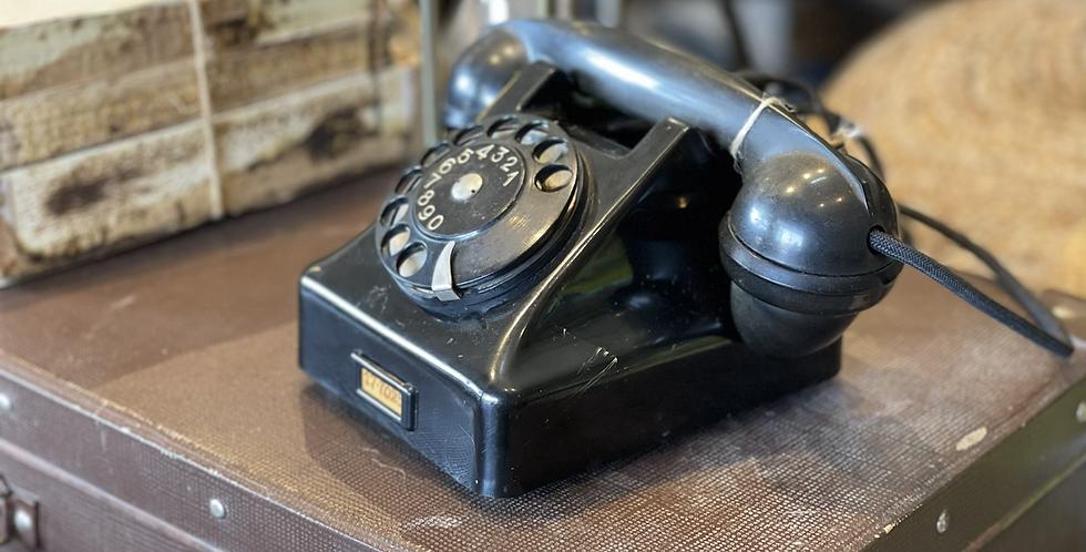 טלפון וינטג׳ שחור