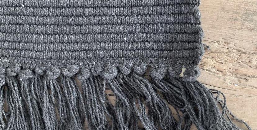 שטיח כותנה פרנזים