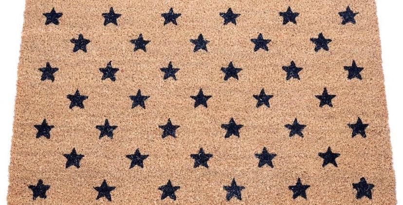 שטיח כניסה כוכבים קטנים
