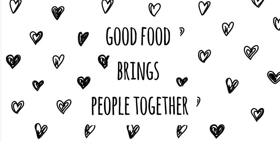 פלייסמט Good food