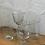 Thumbnail: רביעיית גביעי יין נמוכים עם עיטור