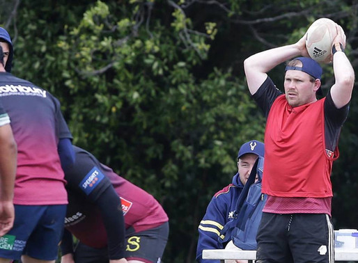 Mossburn sheep farmer Ryan Carter answers SOS as Southland Stags battle injuries.