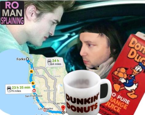 romansplaining twilight podcast episode 234 goodbyes car scene