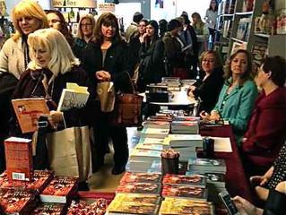 5 Tips for Surviving a Book Tour