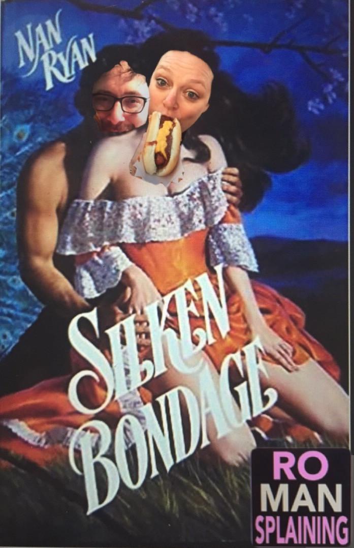 Silken Bondage Cover