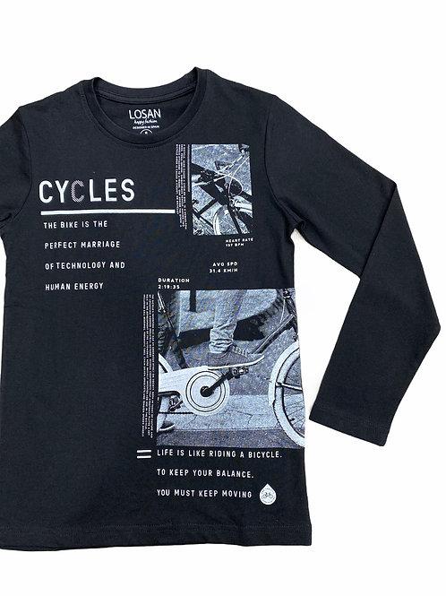 CAMISETA CYCLES