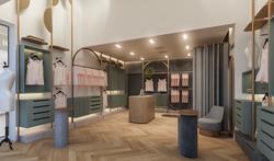 Loja Yoga_Shopping Iguatemi_Design de interiores_Florianópolis