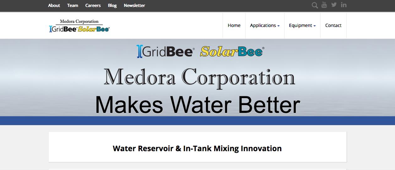 medora-corporation-website