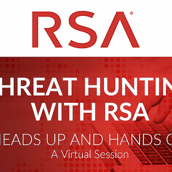 Threat Hunting with RSA