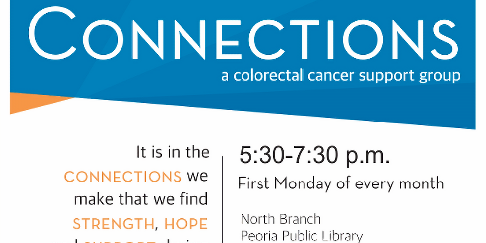 June Connections CRC Support Group