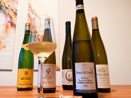 The Best in Class from Alsace