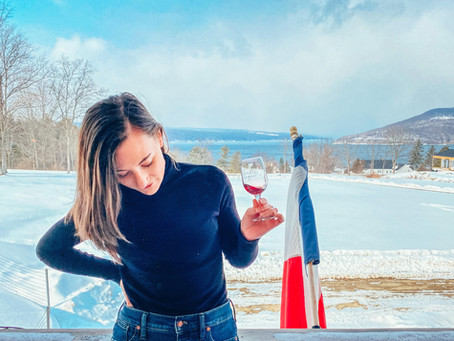 A Francophile in the Finger Lakes