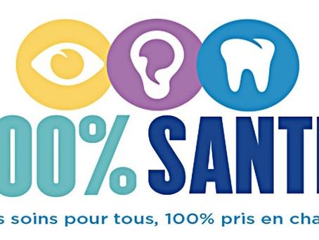 Lois Macron et Reste à charge zéro en Prothèse dentaire  au 1er janvier 2020