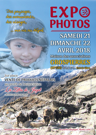 Les Zelles de Jagat - Expo photos
