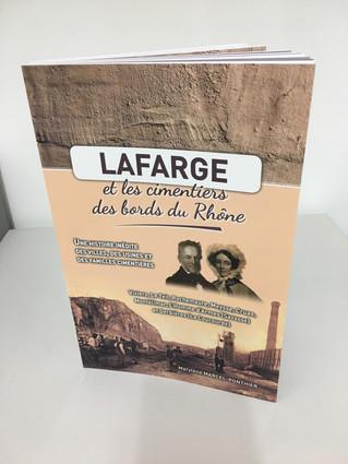 Une histoire de famille locale : LAFARGE.