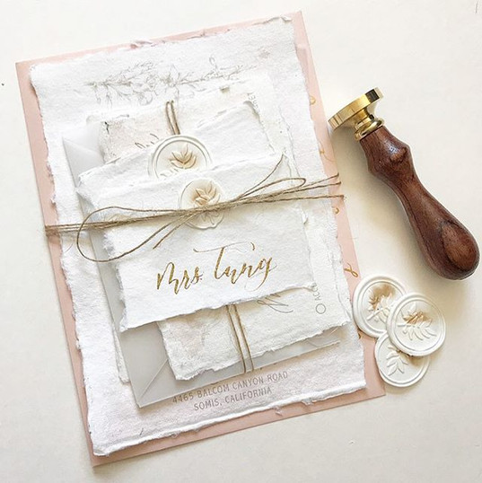 Happy to send this pretty little package