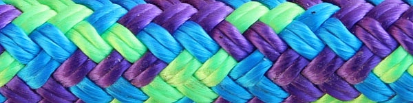 Purple/Blue/Lime