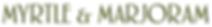 Myrtle & Marjoram Logo