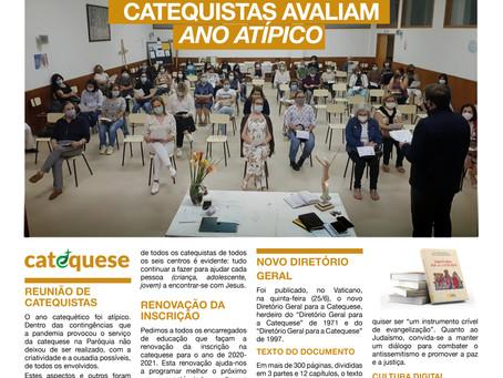 Boletim Igreja Nova 2020-07-05