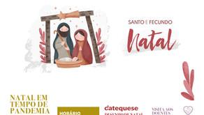 Boletim Igreja Nova 2020-12-20