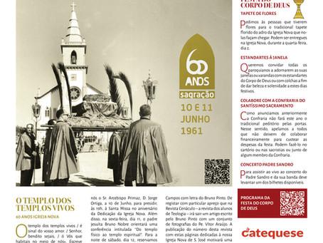 Boletim Igreja Nova 2021-05-30