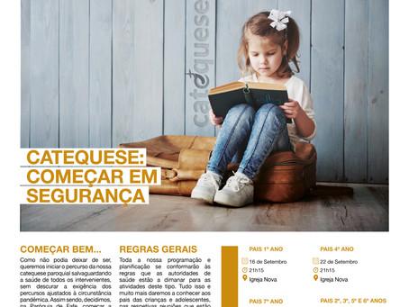 Boletim Igreja Nova 2020-09-13