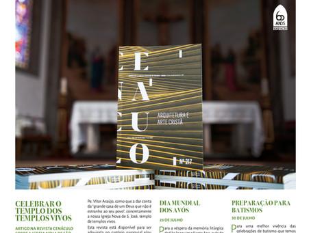 Boletim Igreja Nova 2021-07-25