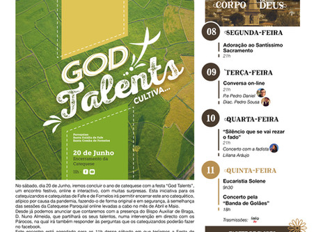 Boletim Igreja Nova 2020-06-07