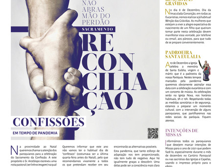 Boletim Igreja Nova 2020-12-06