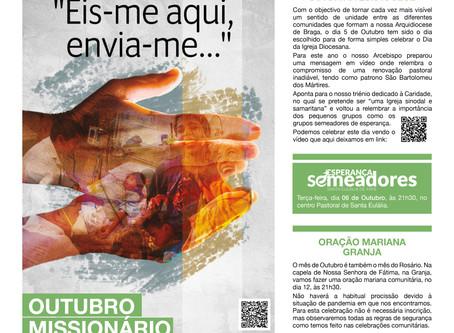 Boletim Igreja Nova 2020-10-04