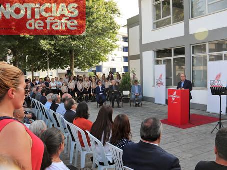 Bênção e Inauguração do Centro Pastoral de Santa Eulália