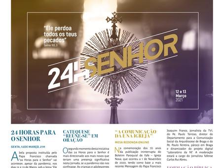Boletim Igreja Nova 2021-03-07