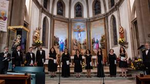 Concerto comemorativo dos 60 anos de Sagração da Igreja Nova de São José