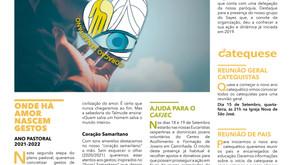 Boletim Igreja Nova 2021-09-12