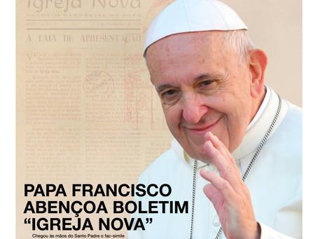 Boletim Igreja Nova 2020-06-21