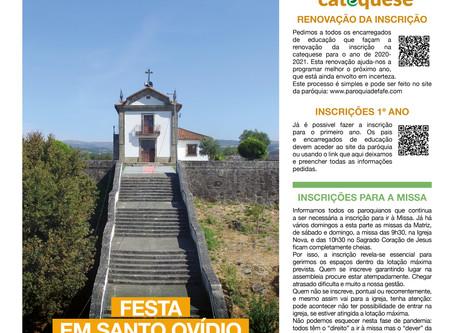 Boletim Igreja Nova 2020-08-02